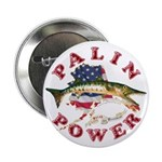 """Palin Power 2.25"""" Button"""