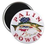 """Palin Power 2.25"""" Magnet (10 pack)"""
