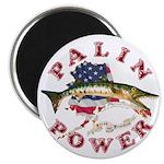 """Palin Power 2.25"""" Magnet (100 pack)"""