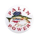 """Palin Power 3.5"""" Button (100 pack)"""