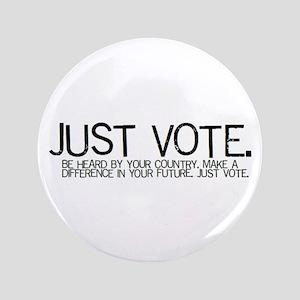 "3.5"" JUST VOTE Button!"