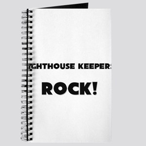 Lighthouse Keepers ROCK Journal