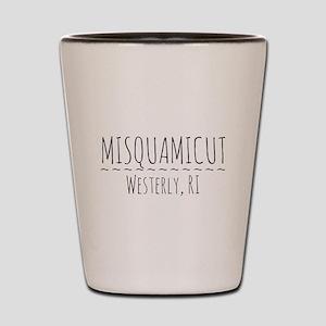 Misquamicut Shot Glass