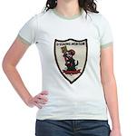 USS ACME Jr. Ringer T-Shirt
