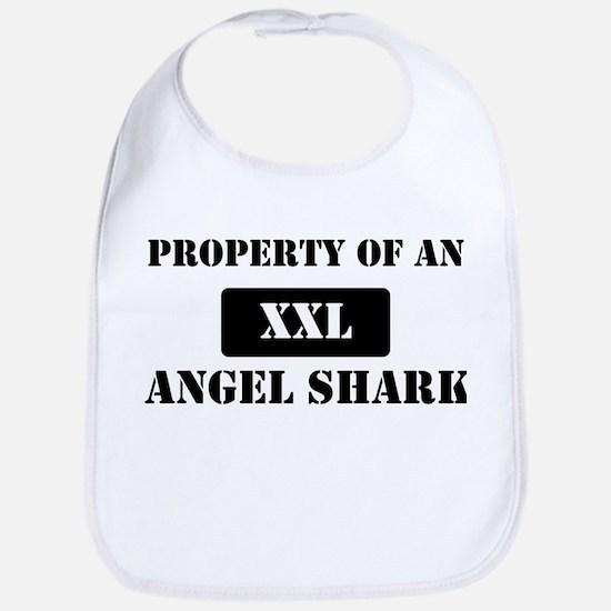 Property of a Angel Shark Bib