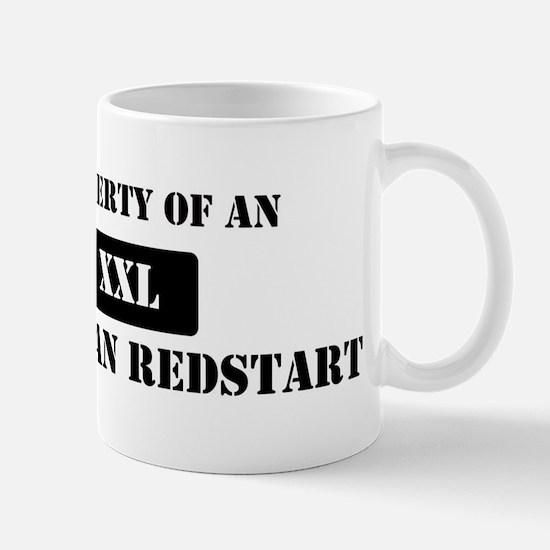 Property of a American Redsta Mug
