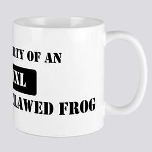 Property of a African Clawed Mug