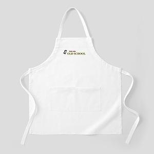 Make Mine Old School - 1 BBQ Apron