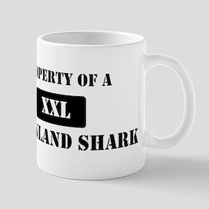 Property of a Greenland Shark Mug