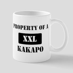 Property of a Kakapo Mug