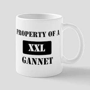 Property of a Gannet Mug