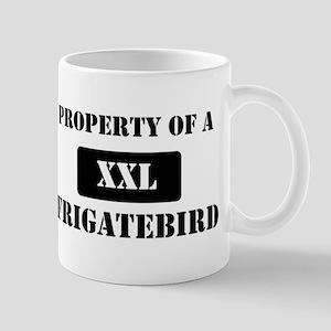 Property of a Frigatebird Mug