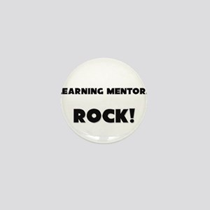 Learning Mentors ROCK Mini Button