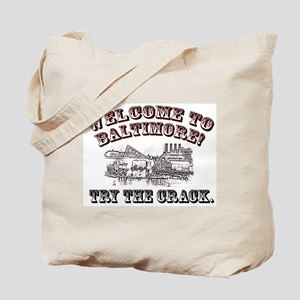 Welcome to Baltimore! Tote Bag