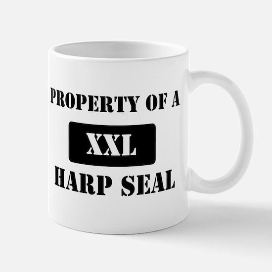 Property of a Harp Seal Mug