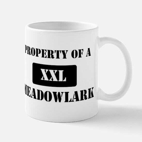 Property of a Meadowlark Mug