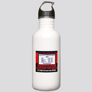 PACK THE HOUSE Stainless Water Bottle 1.0L