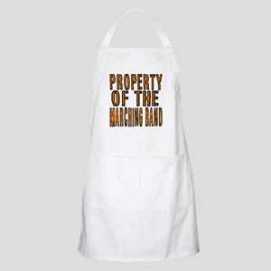 Property of the Marching Band BBQ Apron