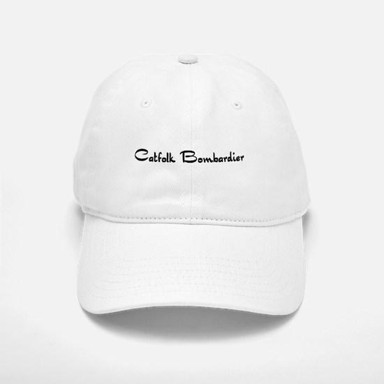Catfolk Bombardier Baseball Baseball Cap