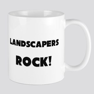 Landscapers ROCK Mug