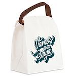 Vamos a la playa Canvas Lunch Bag
