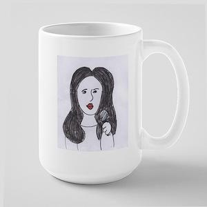 Jersey Fresh Talent Large Mug