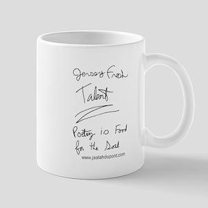 Jersey Fresh Talent Mug