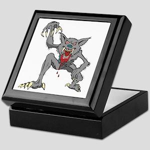 Werewolf Keepsake Box