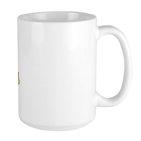 Screw the Golden Years Large Mug