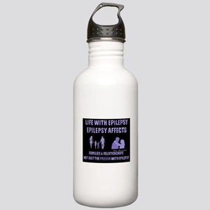 EPILEPSY AFFECTS Stainless Water Bottle 1.0L
