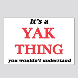 It's a Yak thing, you Postcards (Package of 8)