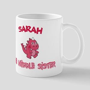 Sarah - Dino Middle Sister Mug