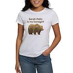 Sarah Palin Homegirl Women's T-Shirt