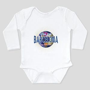 F.C. Barcelona Infant Bodysuit Body Suit