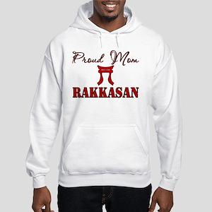 Proud RAKKASAN Mom Hooded Sweatshirt