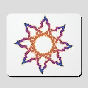 Celtic Star Mousepad
