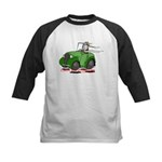 Classic Car Kids Baseball Jersey