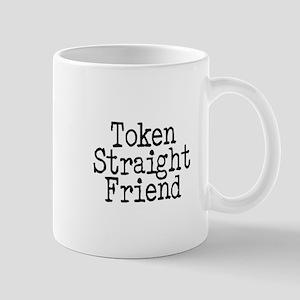 Token Straight Friend Mug