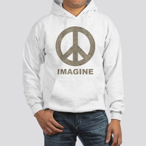 Vintage Imagine Peace Sweatshirt