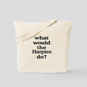 Harpies Tote Bag