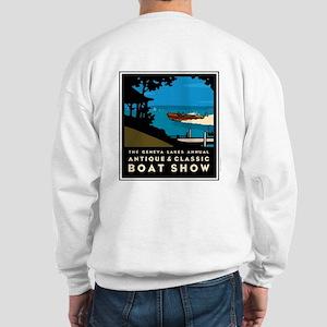 LG Classic & Antique Boat Show 2005 Sweatshirt