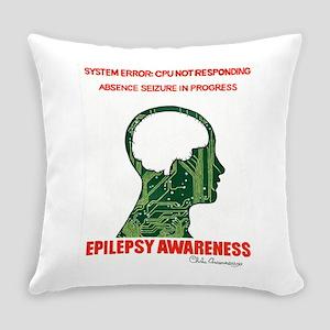 SYSTEM ERROR Everyday Pillow