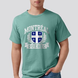 Montreal Quebec Women's Dark T-Shirt