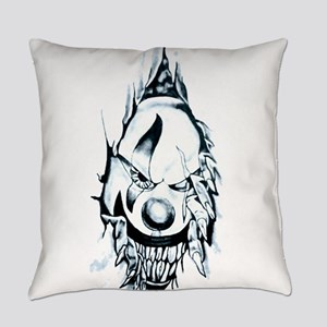 Chuckles the evil clown Everyday Pillow