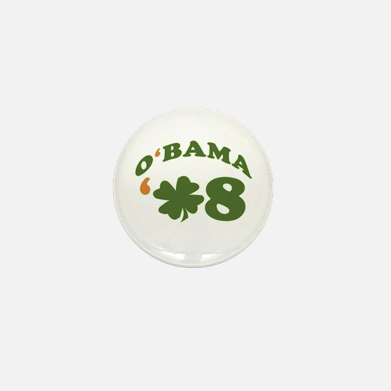 OBAMA IRISH 08 Mini Button