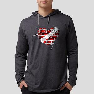 The unbreakable heart Long Sleeve T-Shirt