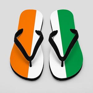 Flag of Ireland Flip Flops