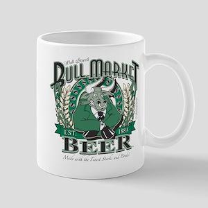 Bull Market Beer Mug