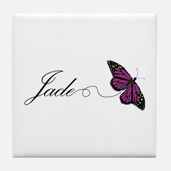 Jade Tile Coaster