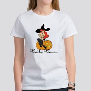 Sexy Witchy Woman Women's T-Shirt
